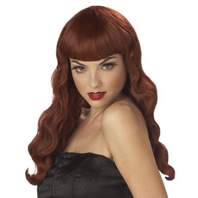 Red Costume Wig - Womens