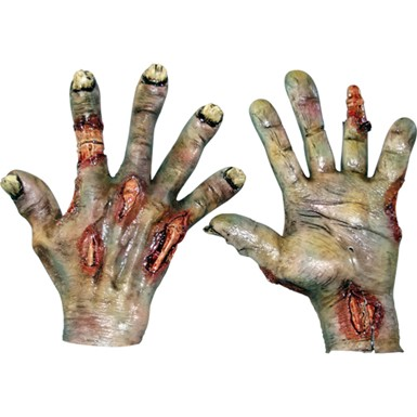 Rotted Hands Accessory