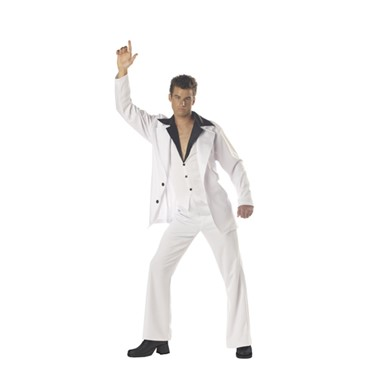 Saturday Night Fever Costume - Mens