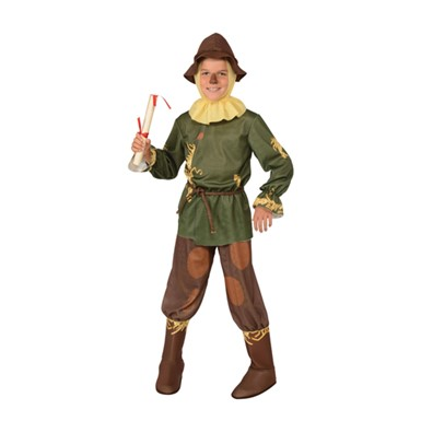 Scarecrow Oz Costume - Boys