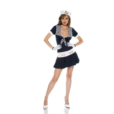 Sexy Nautical Costume