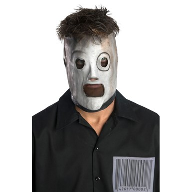 Slipknot Corey Mask - Deluxe