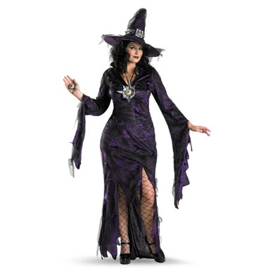Sorceress Costume - Plus Size