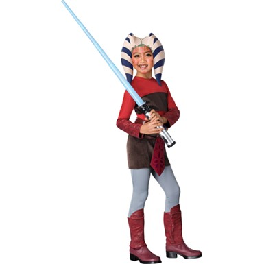 Star Wars Animated Ahsoka Kid Costume