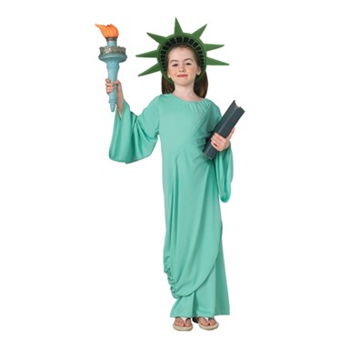 Statue of Liberty Costume for Kids