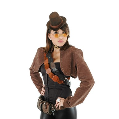 Steampunk Clothes - Female Kit