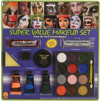 Super Makeup Kit