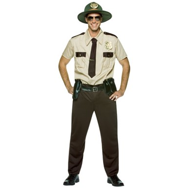 Super Troopers Costume