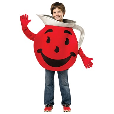 Teen Boys Kool Aid Guy Costume