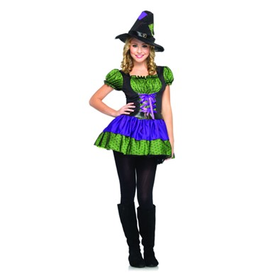 Teen Witch Costume - Hocus Pocus Witch