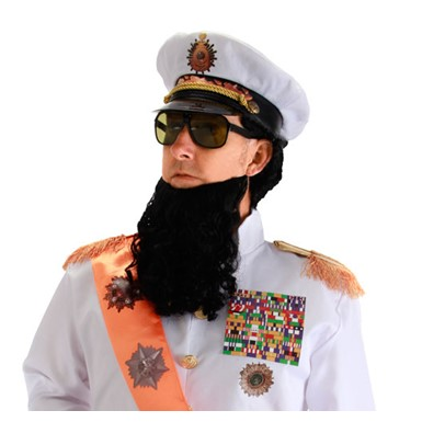 The Dictator Costume Kit