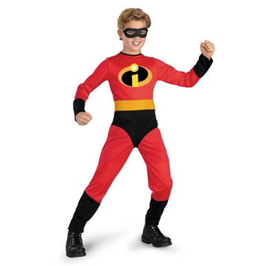 The Incredibles Dash Classic Child Costume