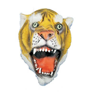 Tiger Halloween Mask