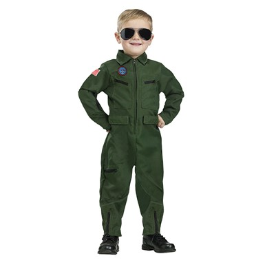 Toddler Aviator Costume