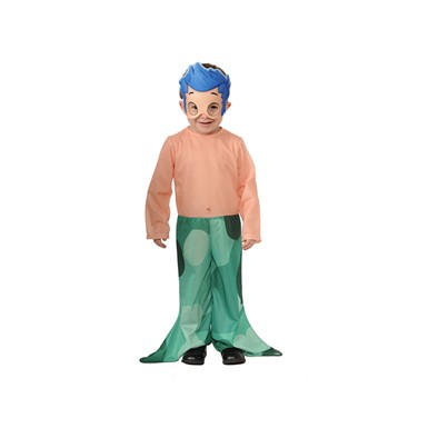 Toddler Bubble Guppies Gil Costume