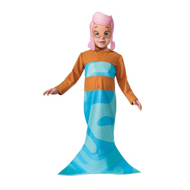 Toddler Bubble Guppies Molly Costume