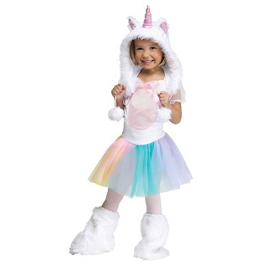 Toddler Cute Unicorn Costume