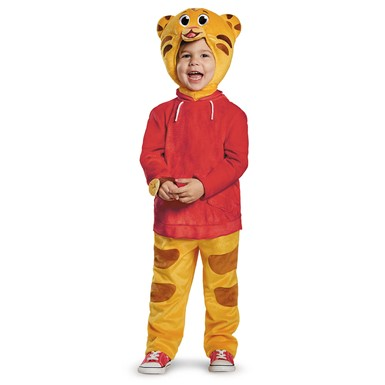 Toddler Daniel Tiger Deluxe Costume