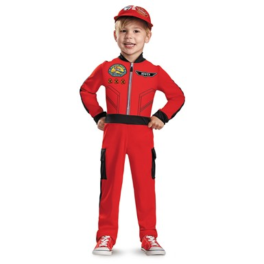 Toddler Disney Planes Dusty Classic Costume