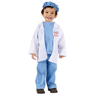 Toddler Doctor Costume - Dr. Littles