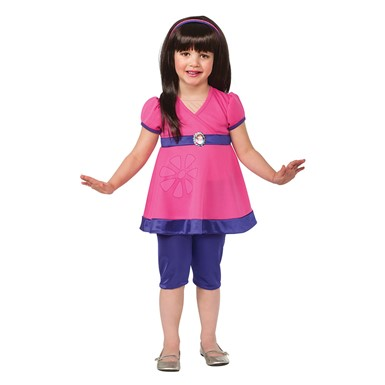 Toddler Dora The Explorer Costume