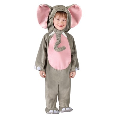 Toddler Elephant Costume - Cuddly