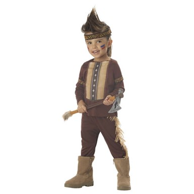 Toddler Indian Costume - Lil' Warrior