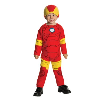Toddler Iron Man Costume