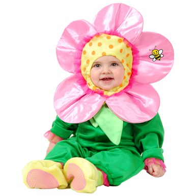 Toddler Little Flower Costume