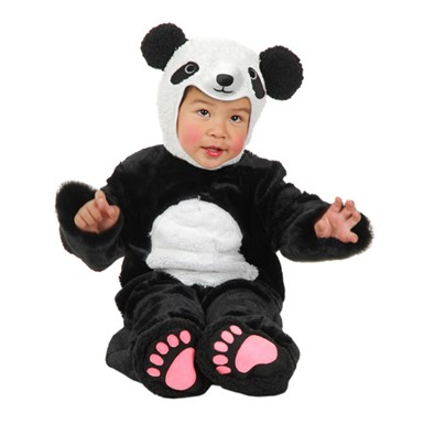 Toddler Little Panda Bear Costume