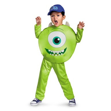 Toddler Monsters University Mike Costume