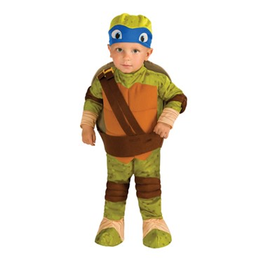 Toddler Ninja Turtles Leonardo Costume