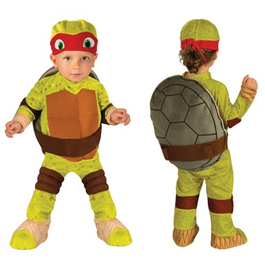Toddler Ninja Turtles Raphael Costume
