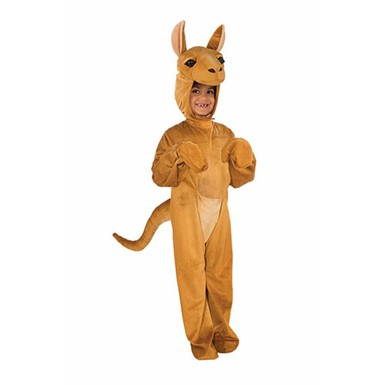 Toddler Plush Kangaroo Costume