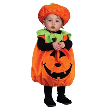 Toddler Pumpkin Costume - Cutie Pie