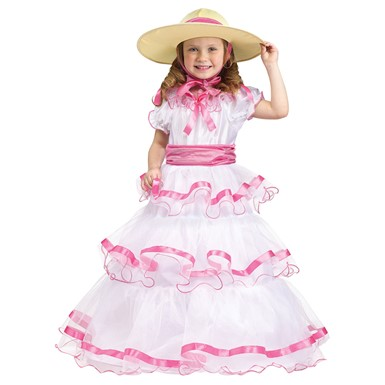 Toddler Sweet Southern Belle Costume