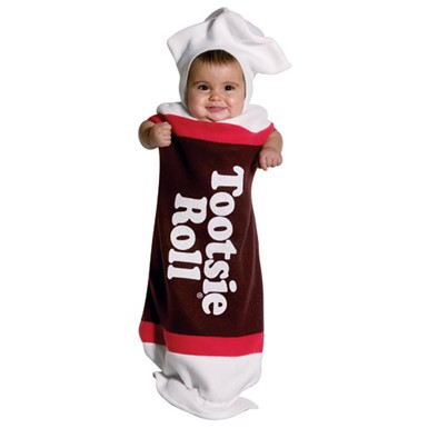Tootsie Roll Costume - Infant