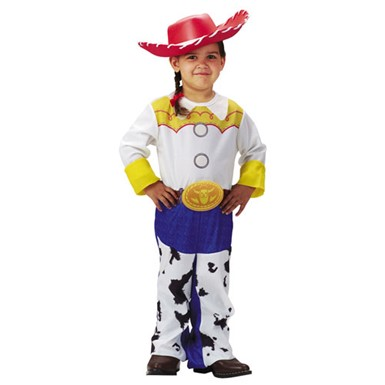 Toy Story Jessie Costume - Girls Cowgirl
