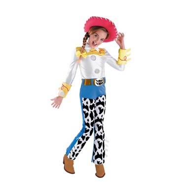 Toy Story Jessie Costume - Kids Deluxe Cowgirl