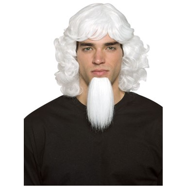 Uncle Sam Wig - Mens