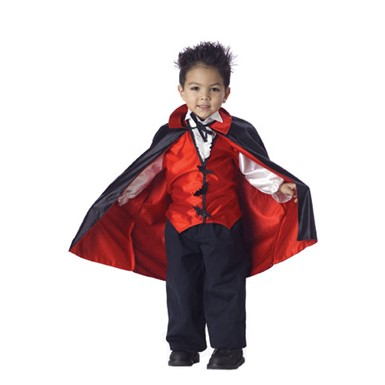 Vampire Kids Toddler Halloween Costume