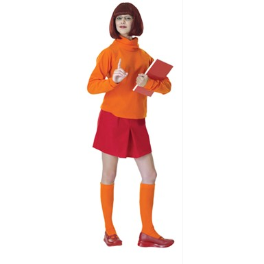 Velma from Scooby Doo Costume