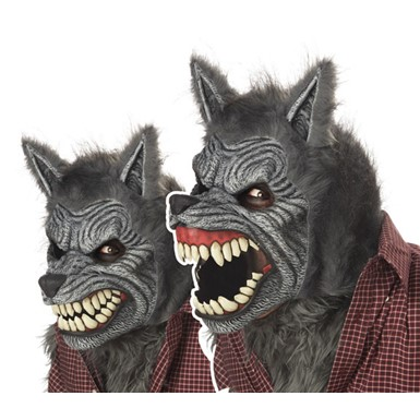 Werewolf Mask - Animotion