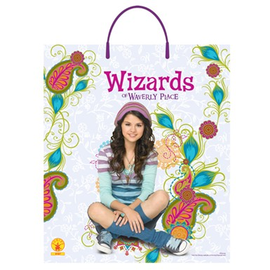 Wizards of Waverly Place Candy Bag