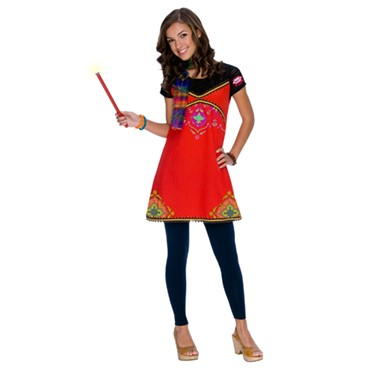 Wizards of Waverly Place Costume - Alex Boho