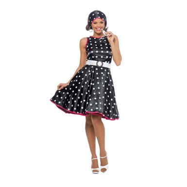 Womens 50s Housewife Costume