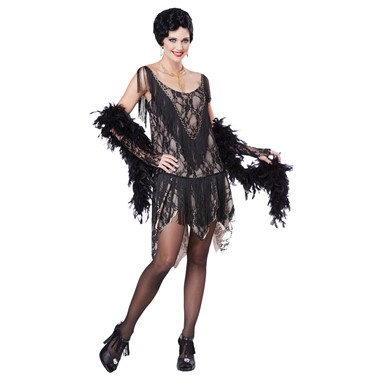 Womens Gatsby Gal Flapper Costume