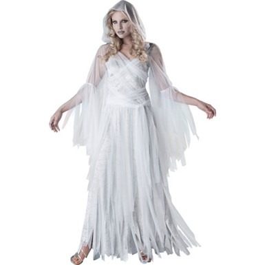 Womens Ghost Spirit Costume