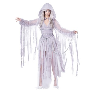 Womens Haunting Beauty Ghost Costume