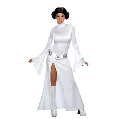 Womens Star Wars Costume - Princess Leia